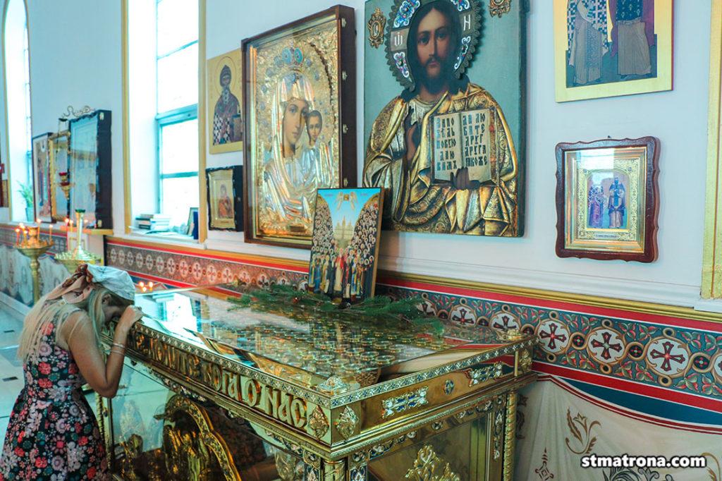 Собор святой Матроны Московской в Майами