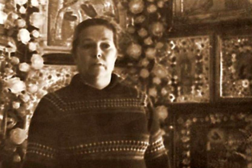 Зинаида Владимировна Жданова. 1949 г. С 1941 по 1949 годы в доме Ждановых, в Староконюшенном переулке, жила блаженная Матрона (Матрона Дмитриевна Никонова)