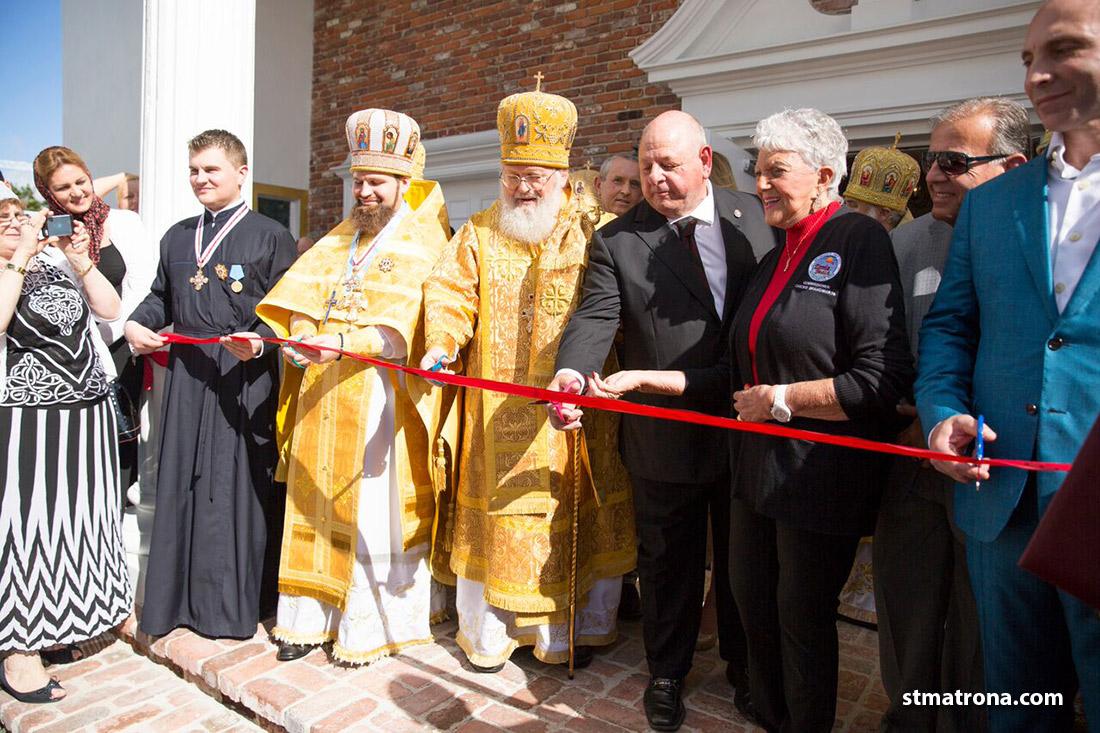 stmatrona.com русская православная церковь зарубежом