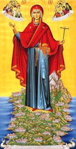 «Игуменья Святой горы»