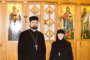 Отец Александр посетил монастырь Русской Православной Церкви в Форт-Майерсе