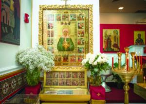 Сила молитвы — храм святой Матроны Московской в Майами