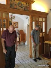 В день памяти великомученика Димитрия Солунского благочинный Флориды совершил Литургию в монастыре Форт-Майерса