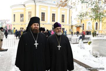 Благочинный Флоридского округа совершил паломничество по святым местам России