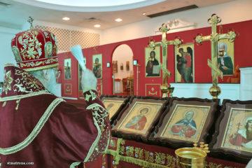 Наибольший храм Флориды к своему 5-летию получил статус собора