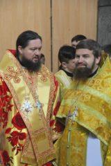 Благочинный Флориды представил Русскую Зарубежную Церковь на праздновании 45-летия архиепископа Житомирского и Новоград-Волынского Никодима
