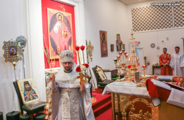 Верующие Майами молитвенно отпраздновали Пасху