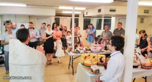 Накануне праздника Воскресения Христова для верующих Ки-Уест (Key West) было отслужено пасхальное богослужение
