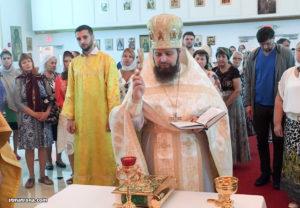 Майамский собор продолжает благоукрашаться