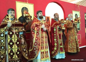 Майамский собор посетили гости из Киева