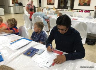 В детской школе Майамского собора уже занимается 40 детей