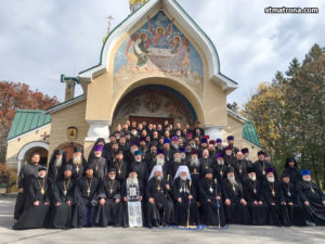 Духовенство Флоридского благочиния приняло участие в работе пастырского совещания Восточно-Американской епархии в Джорданвилле