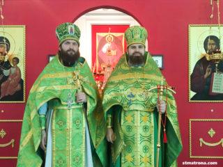 В Майамском соборе отметили храмовый праздник