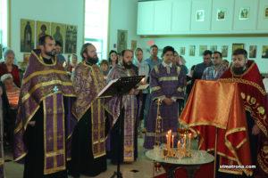 АНОНС. 4 марта - Соборование в храме святой Матроны