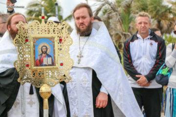 Собором Флоридского духовенства уже третий год подряд совершено освящение вод океана