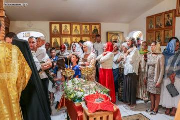 21 апреля Митрополит Иларион возглавил Божественную литургию в Ставропигиальном монастыре святого Николая в Форт-Майерсе.