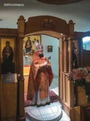 В русском монастыре в Форт-Майерсе молитвенно почтили память Царской семьи