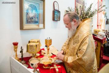 Майамский собор святой Матроны Московской посетил Первоиерарх Русской Зарубежной Церкви