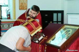 Внимание! С 9 декабря в соборе святой Матроны Московской проводится только индивидуальная исповедь