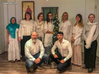 Верующие Майами молитвенно отметили праздник Рождества Христова