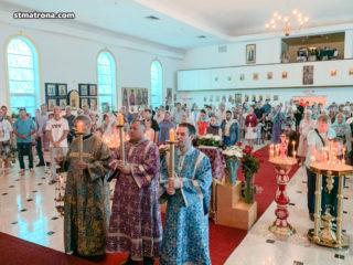 Благовещение в Русской Православной Церкви в Майами