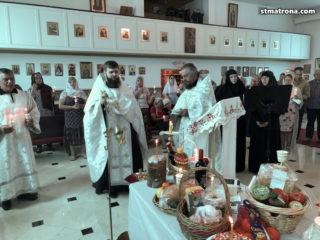 В день Радоницы в Майамском соборе отсужено заупокойное богослужение