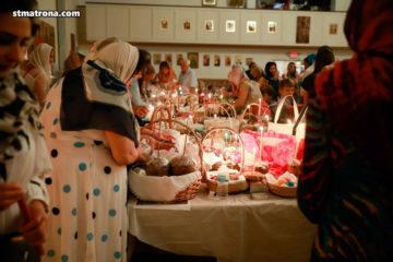 Верующие Майами молитвенно встретили Пасху Христову