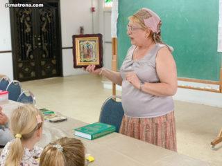 Завершение учебного года в школе святой Елены