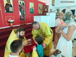 Воскресное богослужение в день памяти святых отцов VII Вселенского Собора