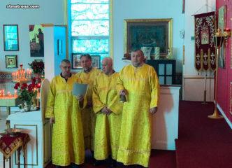 Майамский собор благоукрашается