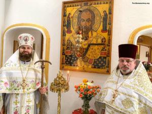 Перенесение мощей святителя Николая - храмовый праздник русского монастыряв Форт-Майерсе