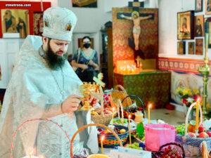 Праздник Преображения Господня в русском соборе Майами