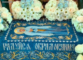 Праздник Успения Пресвятой Богородицы в Майамском соборе