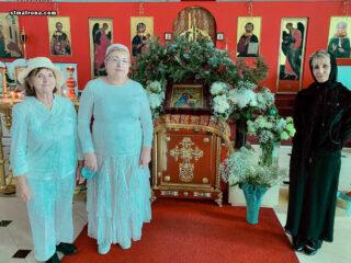 Торжественным богослужением, молитвой и колядками верующие Майами встретили Рождество Христово