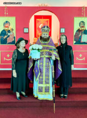 В соборе святой Матроны Московской совершены все уставные богослужения первое недели Великого поста