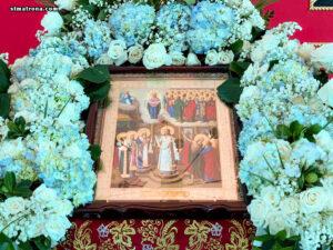 Богослужение на праздник Покрова Пресвятой Богородицы
