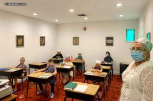 Приглашаем детей на занятия в воскресную школу